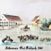 <strong>1860 - Gut Boschach (Aquarell)</strong>